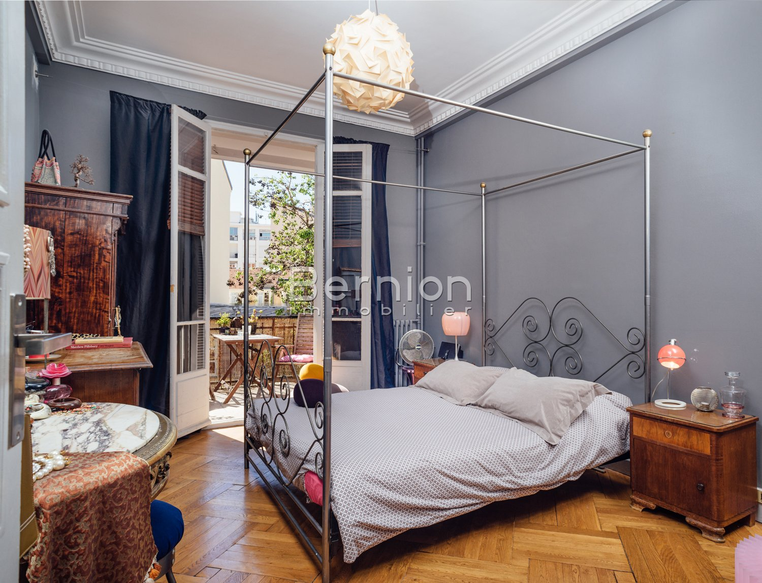 For Sale, Nice City Center Beautiful 72 sqm Apartment with terrace in Art Deco Building / photo 21