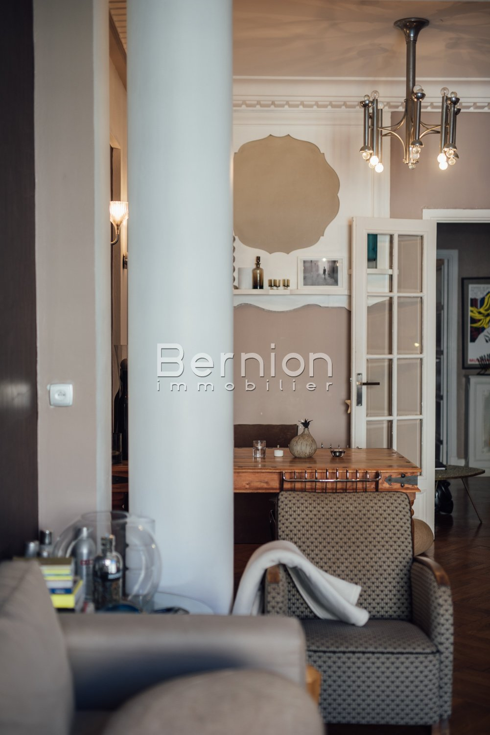 For Sale, Nice City Center Beautiful 72 sqm Apartment with terrace in Art Deco Building / photo 11