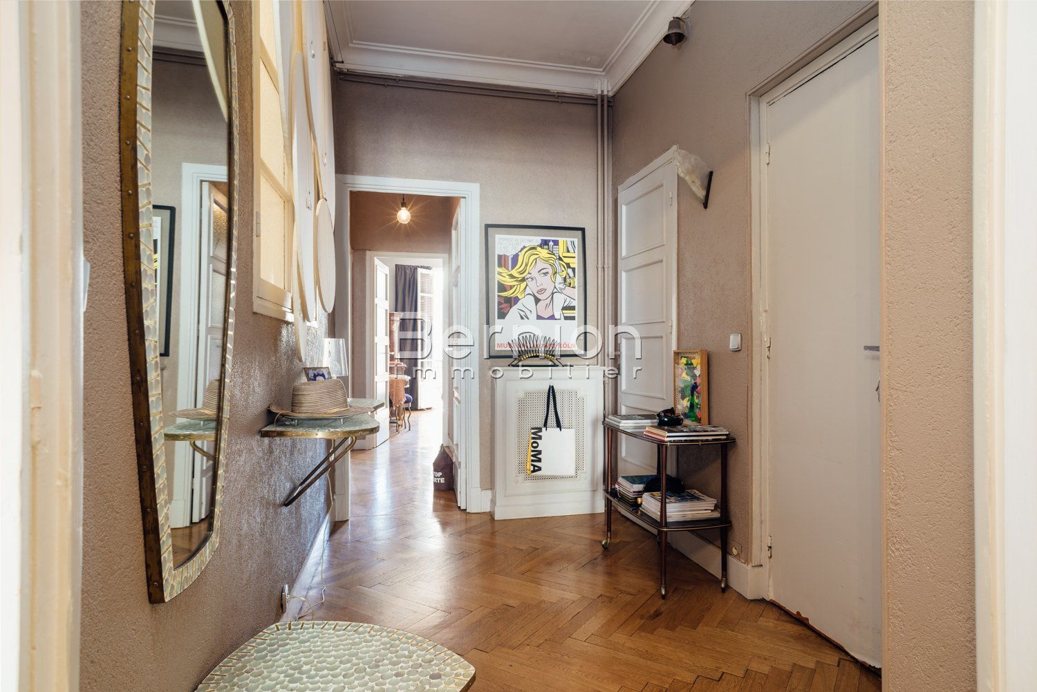 For Sale, Nice City Center Beautiful 72 sqm Apartment with terrace in Art Deco Building / photo 16