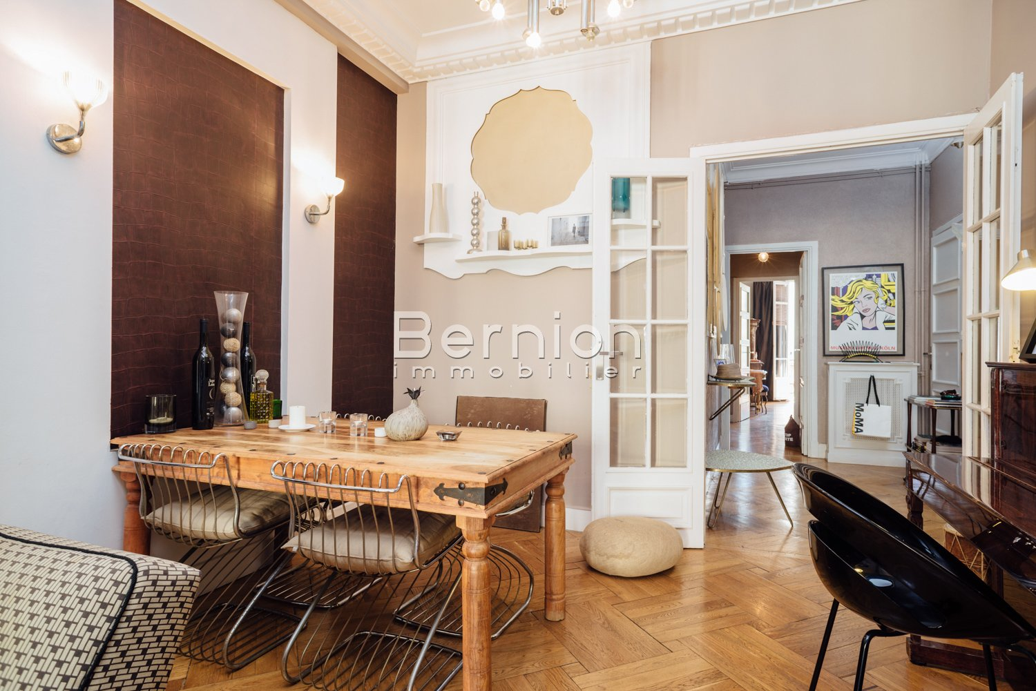 For Sale, Nice City Center Beautiful 72 sqm Apartment with terrace in Art Deco Building / photo 6