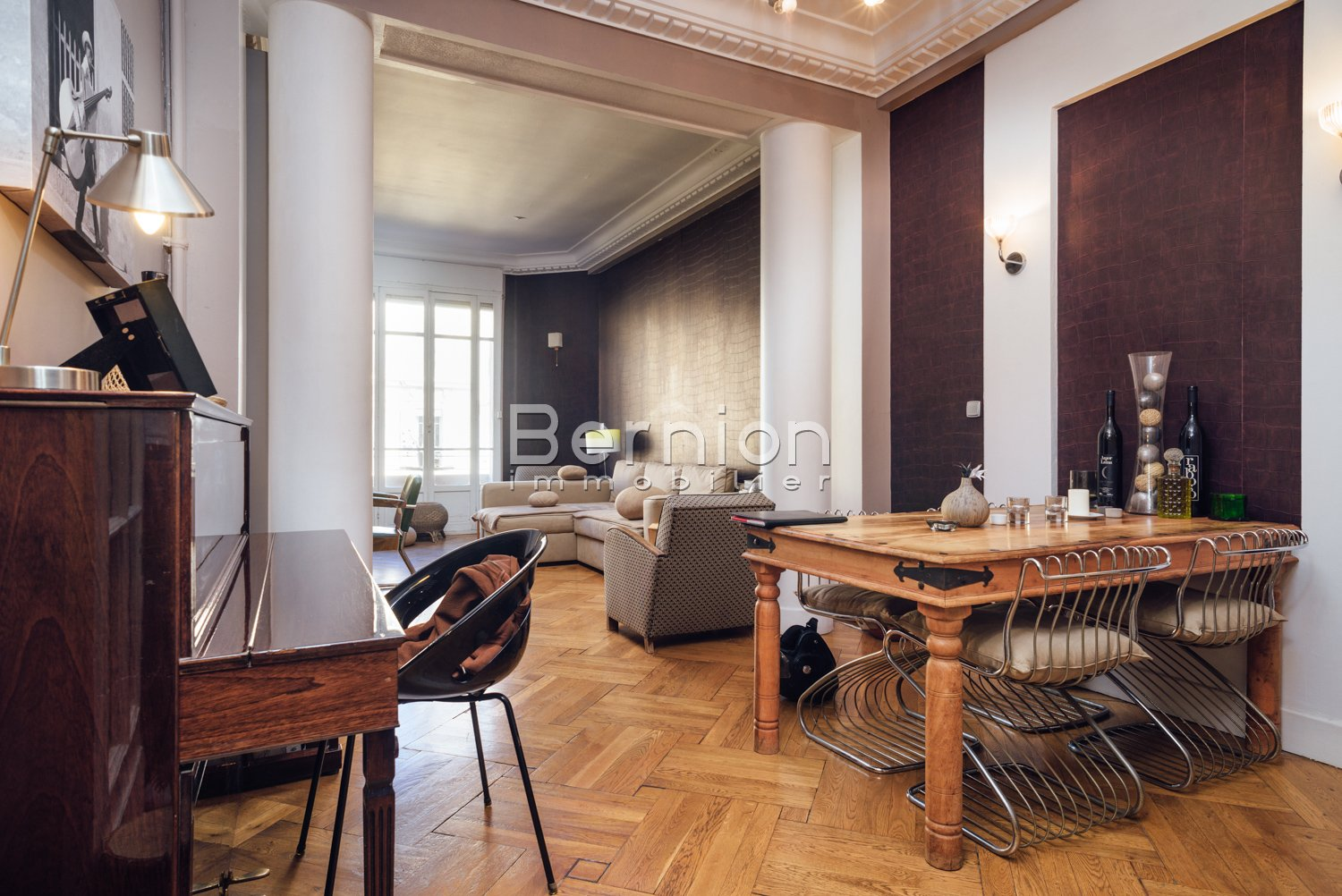 For Sale, Nice City Center Beautiful 72 sqm Apartment with terrace in Art Deco Building / photo 7